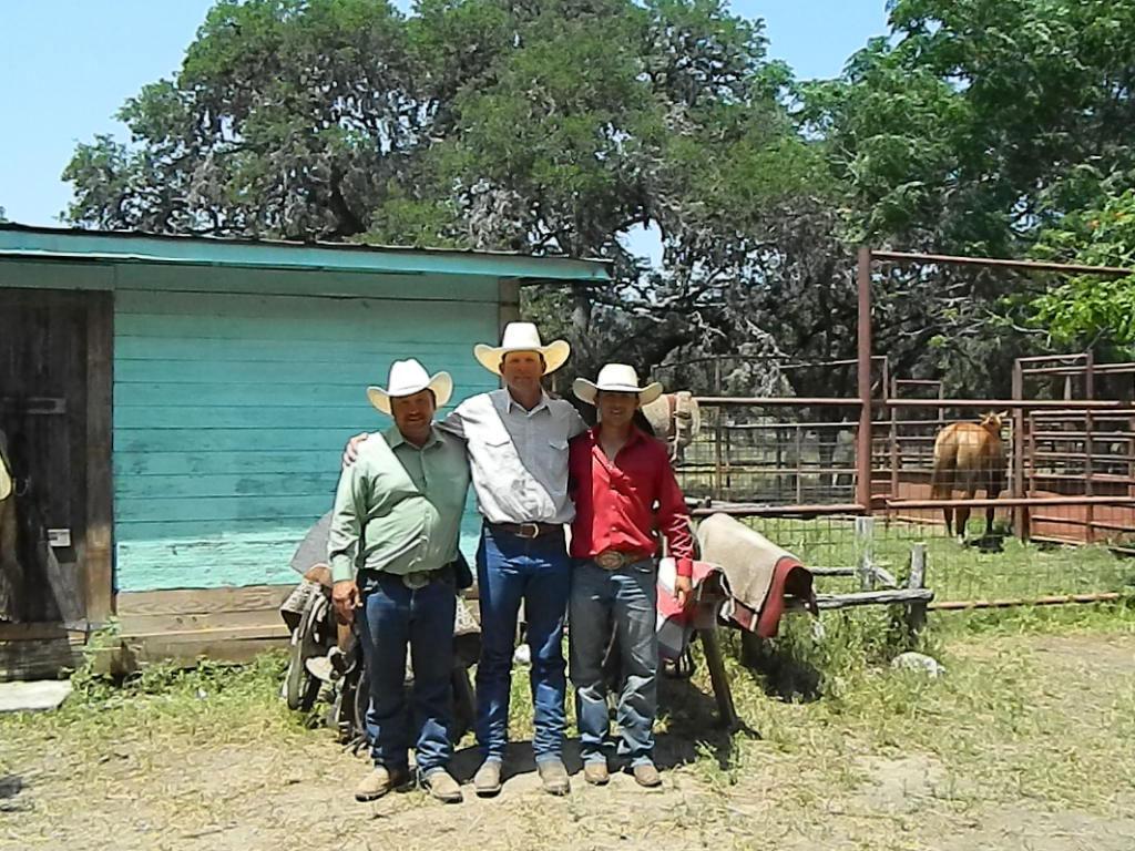 Delphino, Trevor, and Reyes