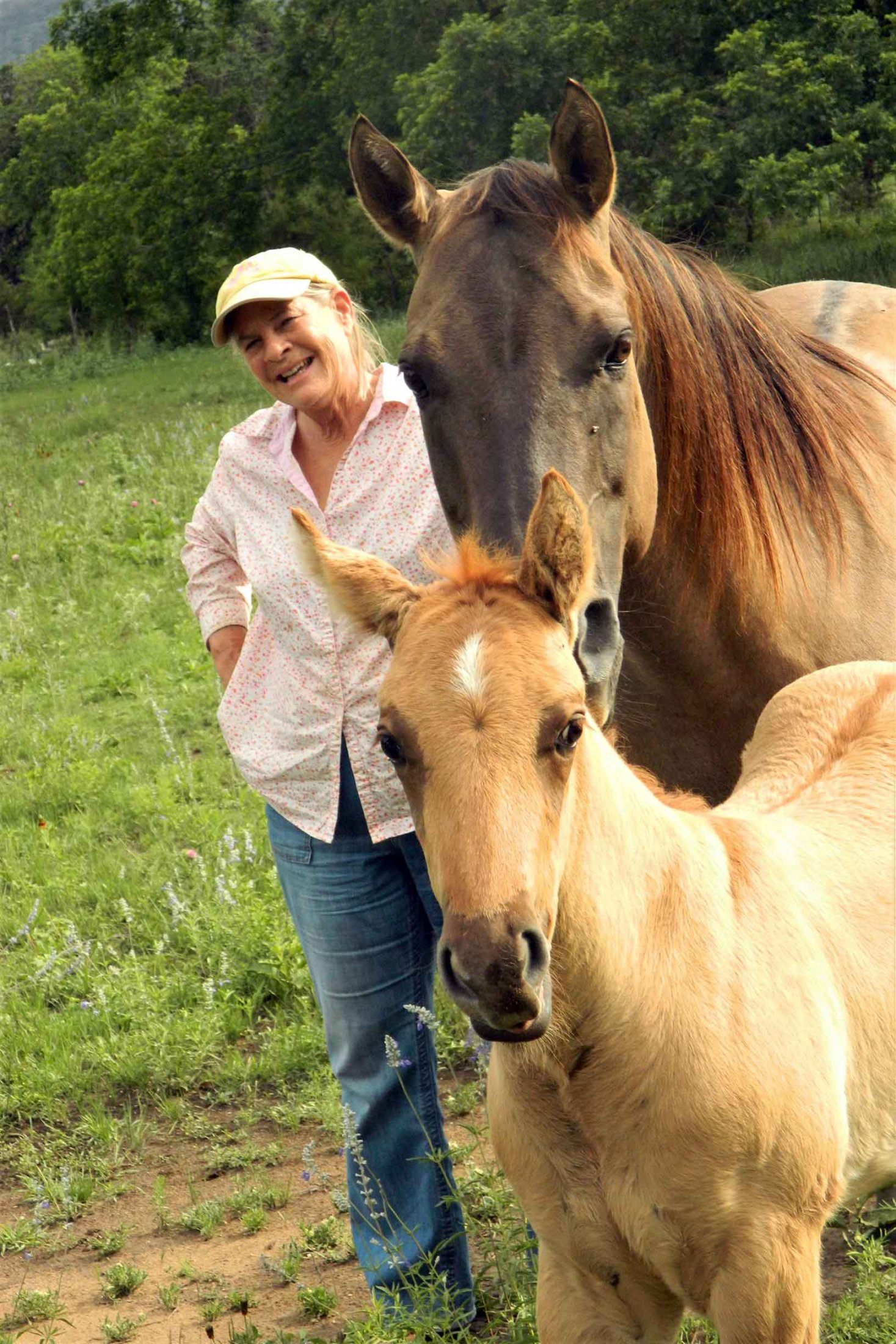 Margaret is the founder of Adventure Horses